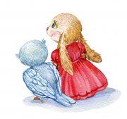 Зайчушка. Сказание Девятое